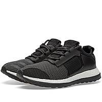 Оригинальные  кроссовки Adidas Consortium Day One Pure Boost ZG Core Black