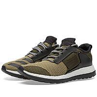 Оригинальные  кроссовки Adidas Consortium Day One Pure Boost ZG Pantone Green