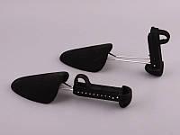 """Комплект колодок для обуви 2 шт., 26х9х4 см. """"Comfort"""" черные"""