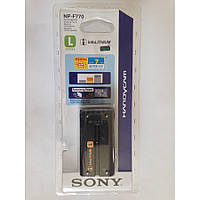 Аккумулятор батарея Sony NP-F770 NP-F330, NP-F530, NP-F550, NP-F570, NP-F750 4400 mAh
