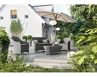 Комплект модульной мебели Леонардо Серый, мебель для бассейна, мебель для сауны, мебель для ресторана