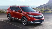 Honda CR-V — представлено новое поколение