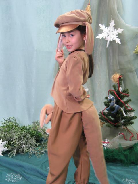 Продажа детского карнавального костюма - кенгуру