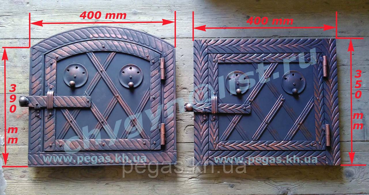 Дверка металлическая для духовки