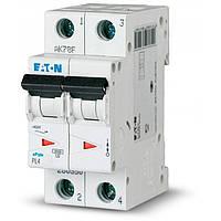 Автоматический выключатель PL4 C 2P 40А (293146) Eaton
