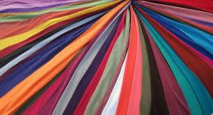 Материалы и ткани использованы в одежде