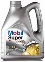 Масло Mobil super 3000 5W-40 ✔ 4л