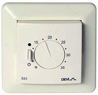Терморегулятор для теплого пола Devi DEVIreg 531 (140F1034)