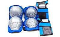 Утяжелители-манжеты для рук и ног ZEL FI-5733-1(P) (2 x 0,5кг) (неопрен, метал.шарики,серый-розовый)