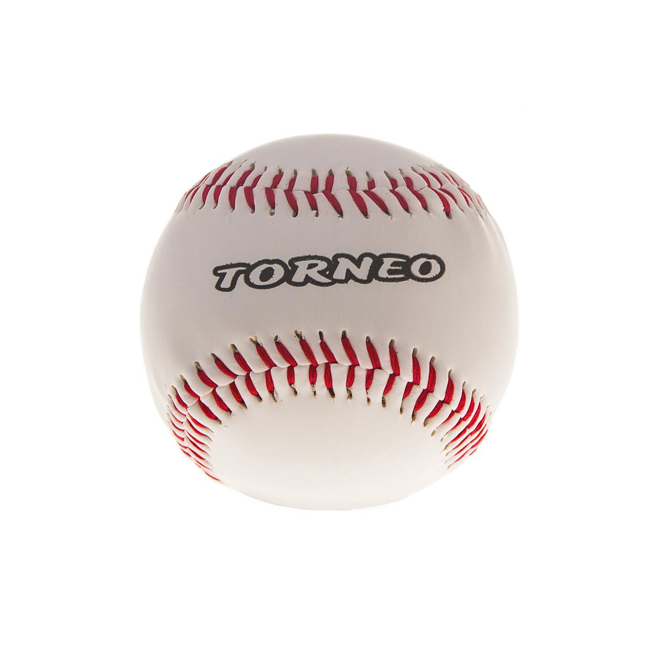 Мяч бейсбольный (кожа)