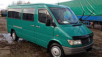 Дефлекторы стекол Mercedes Benz Sprinter (W901-905) 1995-2006 (Мерседес-бенц Спринтер) Cobra Tuning