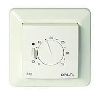 Терморегулятор для теплого пола Devi DEVIreg 532 (140F1037)