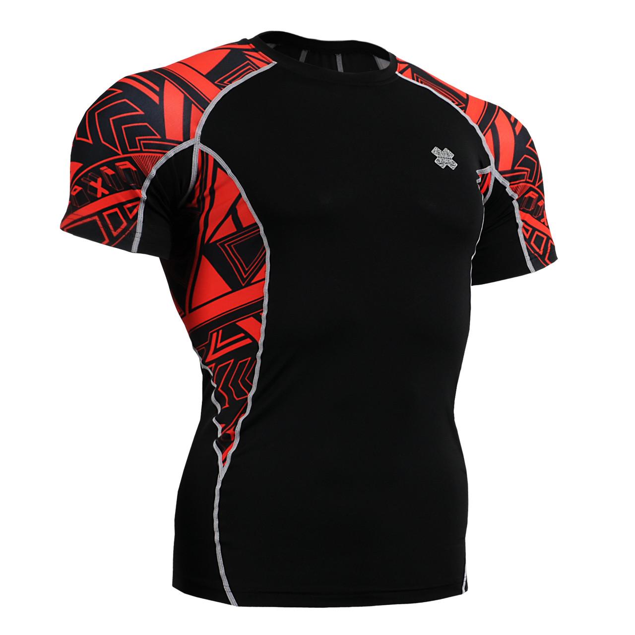 Компрессионная футболка рашгард Fixgear C2S-B2