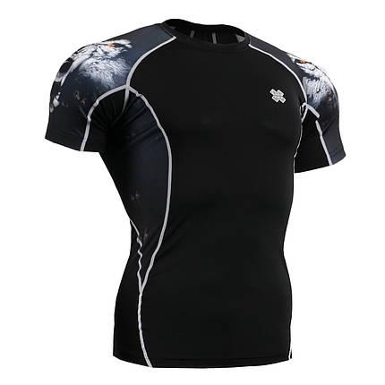 Компрессионная футболка рашгард Fixgear C2S-B18, фото 2