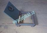 Дверка чугунная печная сажетруска (150х160 мм) сажечистка, люк для золы, фото 5