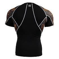 Компрессионная футболка рашгард Fixgear C2S-B27, фото 2