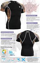 Компрессионная футболка рашгард Fixgear C2S-B27, фото 3