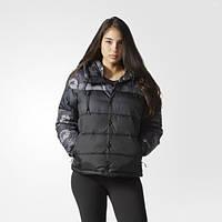 Куртка женская с капюшоном Adidas ID96 AY4805 зима