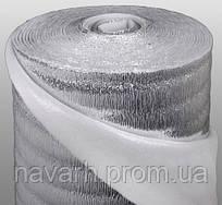 Полотно Teploizol(M) ламинированное металлизированной пленкой с одной стороны 100см*1,5мм*50м