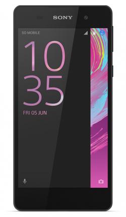 Смартфон Sony Xperia E5 F3311 Black, фото 2