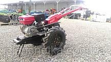 Мотоблок гибрид Булат WM 16R (бензин с редуктором воздушного охлаждения 16 л.с., ручной стартер), фото 2