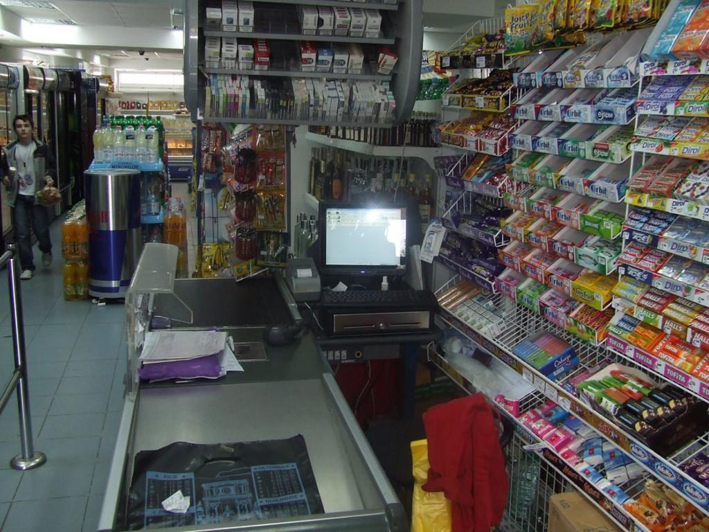 автоматизация минимаркет . Торговое оборудование