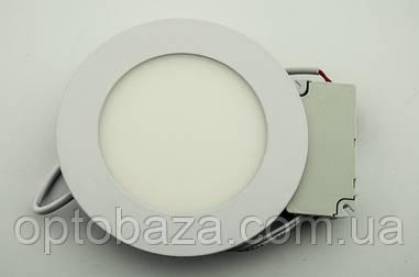 Led светильник встраиваемый 3Вт 4000К (84х20 мм)