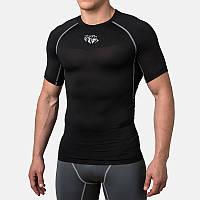 Компрессионная футболка Peresvit Air Motion Compression Short Sleeve T-Shirt Black