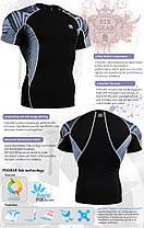 Компрессионная футболка рашгард Fixgear C2S-B41, фото 3