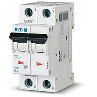 Автоматичний вимикач PL6 C 2P 6А Eaton