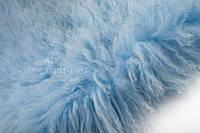 Пластина ламы голубая
