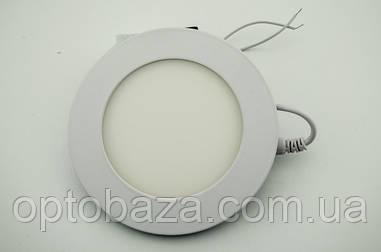 Led светильник встраиваемый 6Вт 4000 К (120х17 мм)