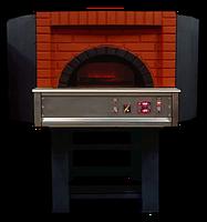 Печь для пиццы газовая AS TERM G160C с подогревом пода