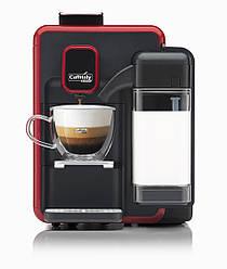 Капсульная кофеварка Caffitaly Bianca s22 red