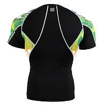 Компрессионная футболка рашгард Fixgear C2S-B47, фото 2