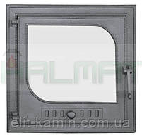 Чугунные дверцы Н0306 (485х485)