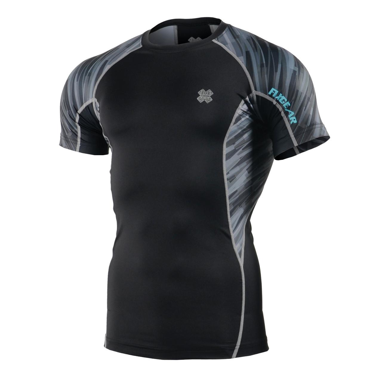 Компрессионная футболка рашгард Fixgear C2S-B67