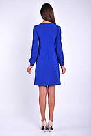 Платье женское синее повседневное, фото 2