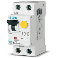 Дифференциальный автомат PFL6-16/1N/C/003 (286467) Eaton