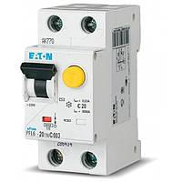 Дифференциальный автомат PFL6-20/1N/C/003 (286468) Eaton