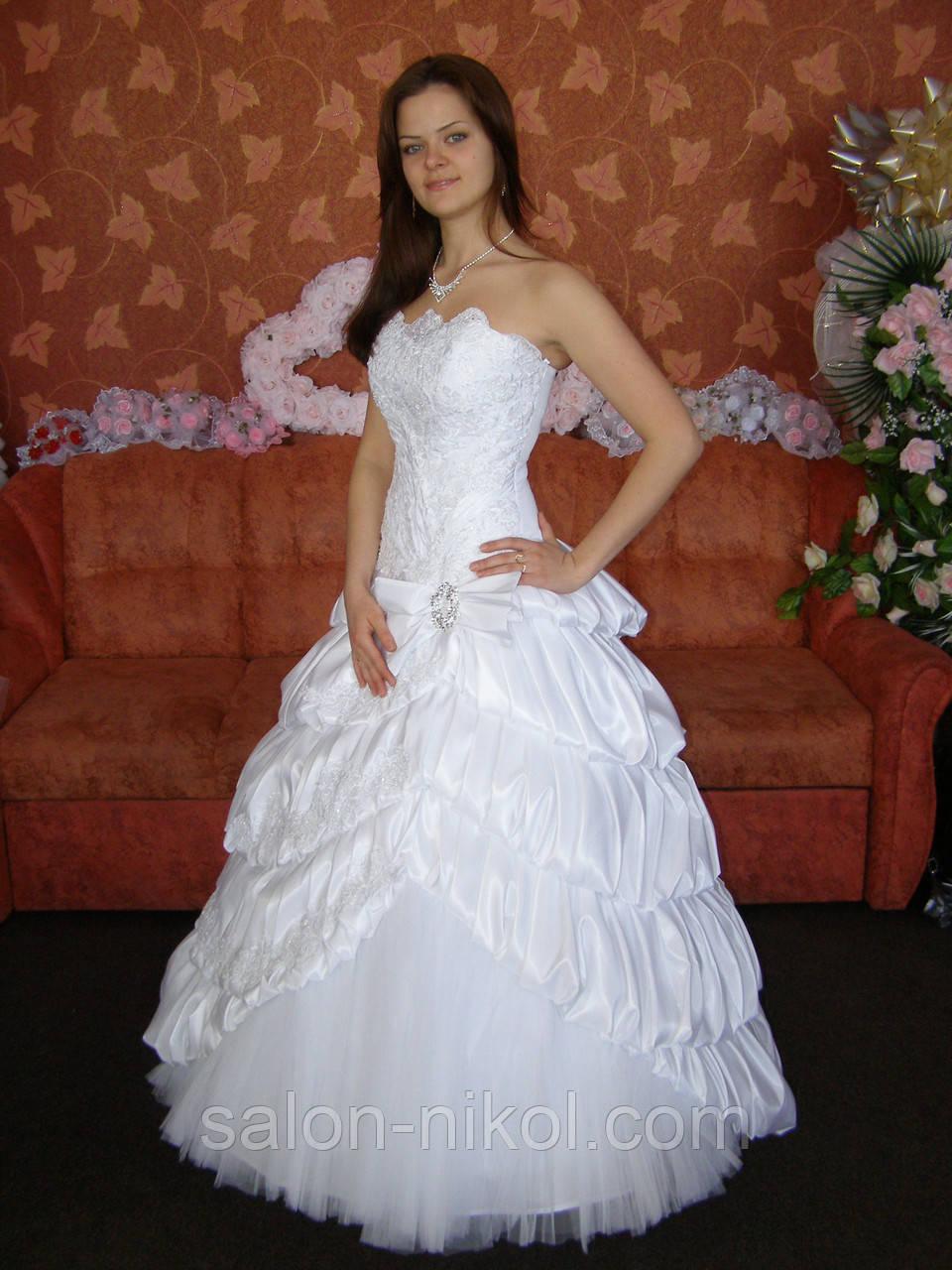 Свадебное платье R-25