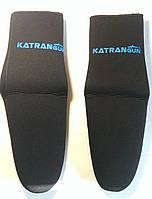 Носки для подводной охоты KatranGun Hunter 5 мм; нейлон/открытая пора
