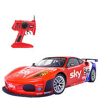 Радиоуправляемый автомобиль MJX Ferrari F430 GT