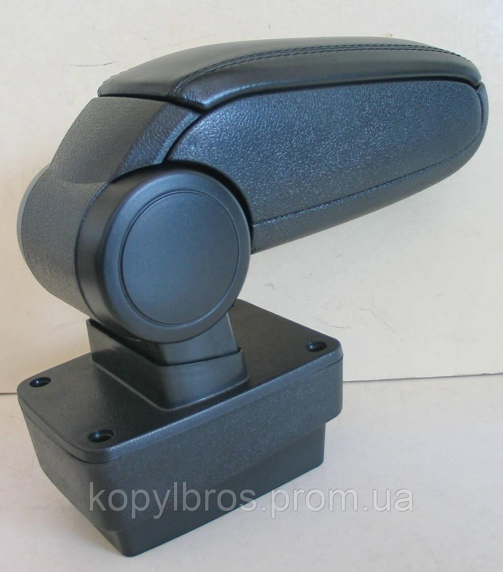 Skoda Fabia 3 подлокотник ASP черный виниловый - KopylBros в Запорожье