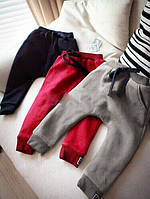 Детские тёплые штанишки
