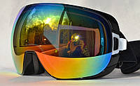 Горнолыжная, лыжная, сноуборд маска (очки) HB 188