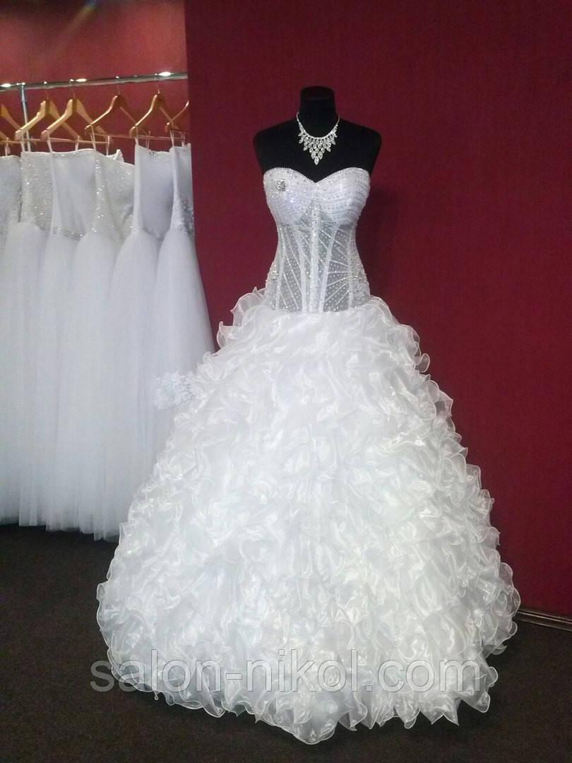 Свадебное платье R-32