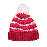 Зимняя детская шапка для девочки Nano 274 TC F16. Размер 2/3Х, 4/6Х и 7/12., фото 2