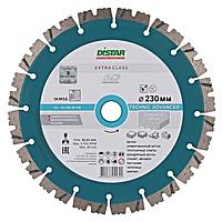 Круг алмазный Distar 1A1RSS/C3 Technic Advanced 230 мм сегментный диск по бетону, кирпичу и тротуарной плитке