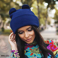 Женская шапка 3002 (32)